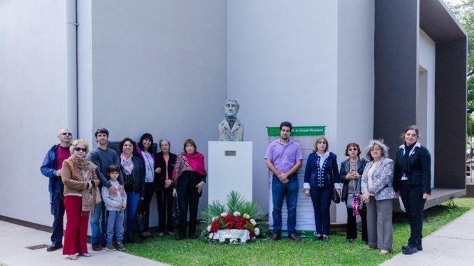 asociacion cultural bonpland homenaje 161 años