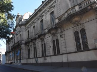 Escuela Sarmiento Casco Histórico Corrientes