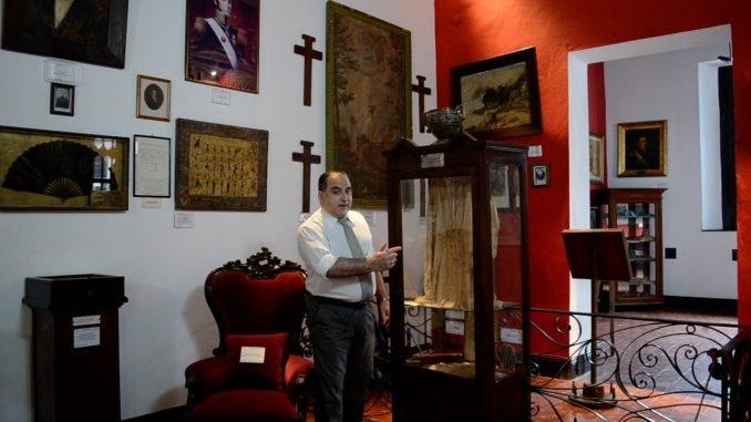 Acto Museo Histórico Corrientes