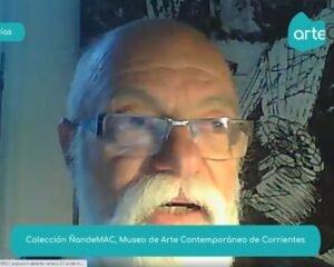 """Luis Niveiro: """"Corrientes debe convertirse en un centro de investigación para las artes"""""""